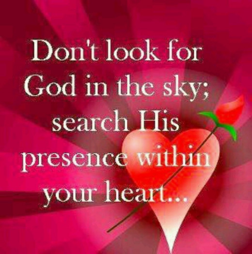 Look for God in Every Day