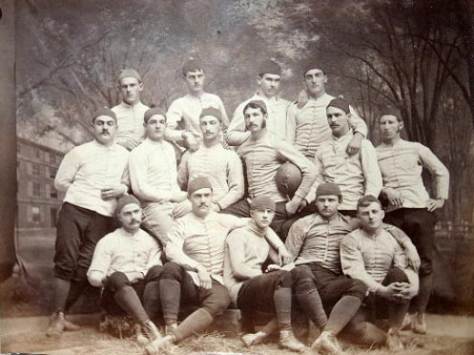 The History of Football in America