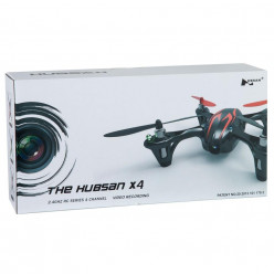 Hubsan X4 Quadcopter on Amazon.