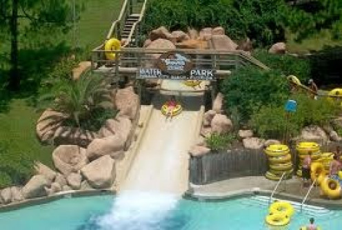 Shipwreck Island water park is expensive but coupons can be found online or at welcome centers. It hs lots of slides and other unique water rides.