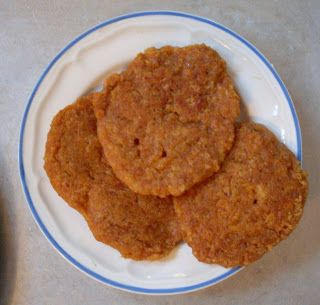 millet patties