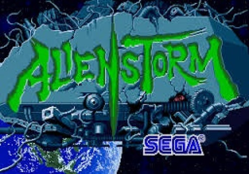 Alien Storm was first released on the Sega Master system and later for the Sega Genesis. It has lots of shooting and it's fast paced.