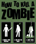 Four Types of Weapons you want during a Zombie Outbreak