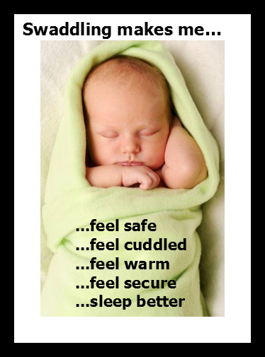 Please Swaddle Me!