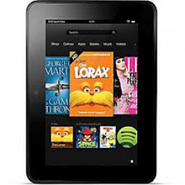 Kindle Fire HD from Amazon