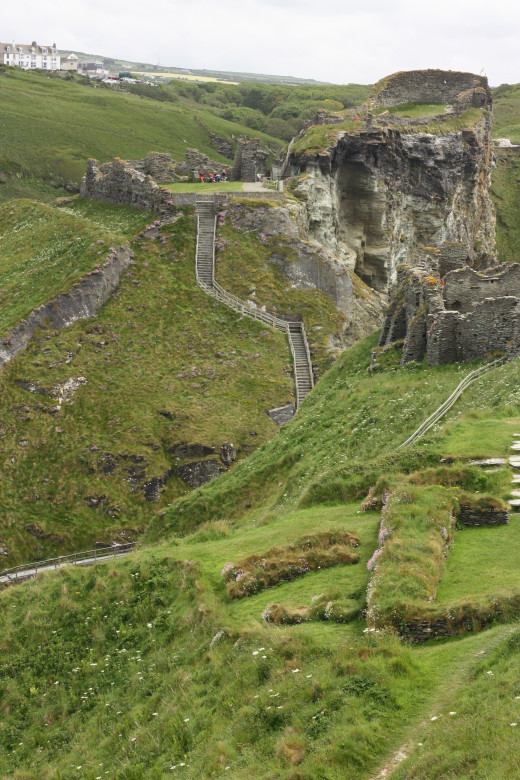 One incredible view from Tintagel