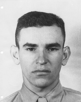 Private First Class Fernando Luis García. This image is a work of a U.S. Marine Corps Marine or employee, taken or made as part of that person's official duties. As a work of the U.S. federal government, the image is in the public domain.