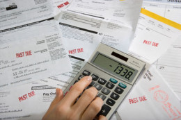 Are your bills piling up?