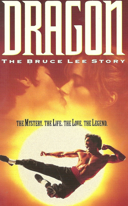 Cover of the movie, 'Dragon.'