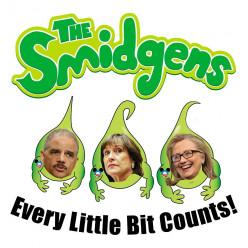 "So What Is A ""Smidgen"""