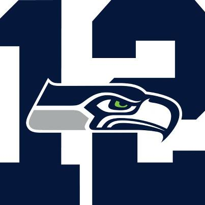 Seattle Seahawks 12th Man Logo