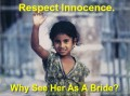 Child Marriages Feed Poverty In The Developing Countries