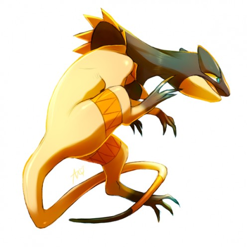 "Using Heliolisk as a Competitive Pokémon in ""Pokémon X and Y"""