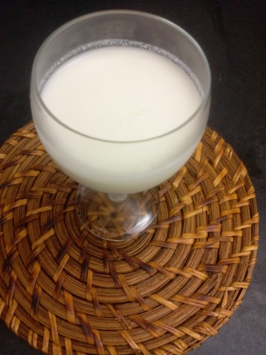 Kefir drink