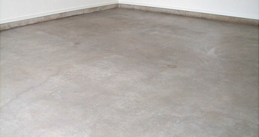 Penetrating concrete garage floor sealer
