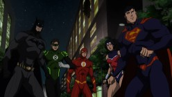 Review: Justice League - War