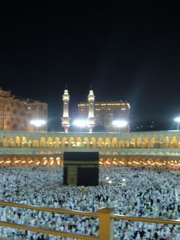 mecca from Amr Zakarya flickr.com