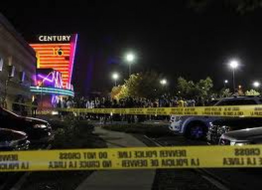 Aurora mass shooting