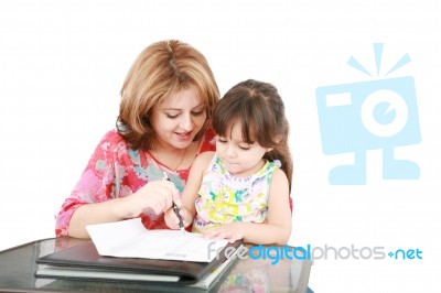 Parents involvement in their children's education