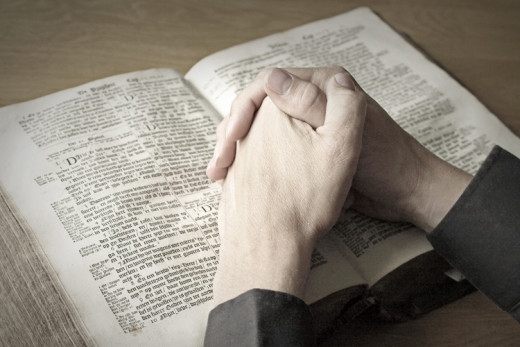 Christian Prayer with Scripture