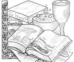 """Pagan """"Scriptures"""""""