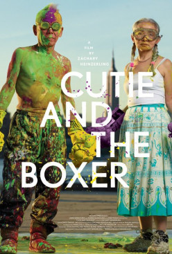 Review of Documentary Film 'Cutie and the Boxer'