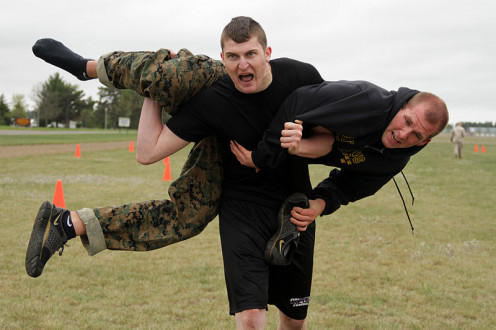 Image of Boot Camp training.