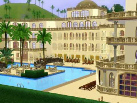 Wouldn't you like to call this home? In a Sim-life you can!
