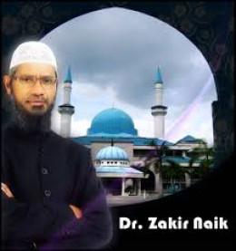 Dr Zakir Naik - Founder of IRF Peace TV