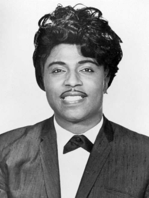 Little Richard could sing, dance and play several musical instruments. He is famous worldwide for his music and public presence.