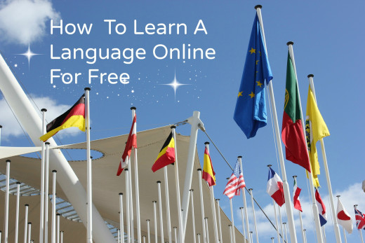 You will be able to learn a language through some excellent websites. Nice!
