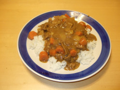 How to make Japanese Style Curry Rice