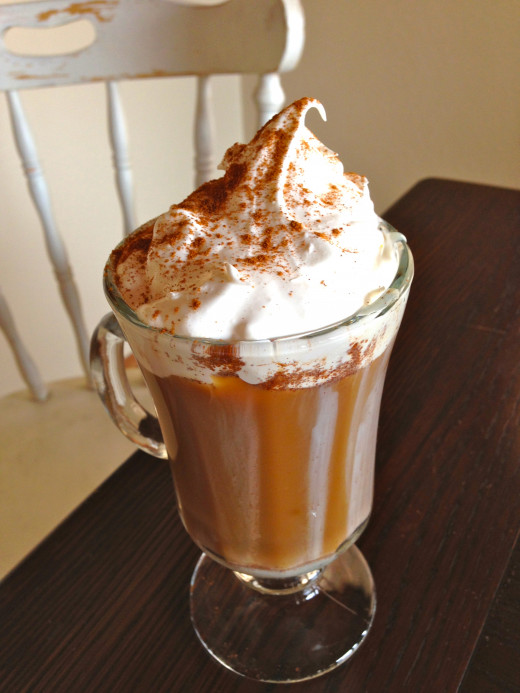 Sweetened Mexican Coffee
