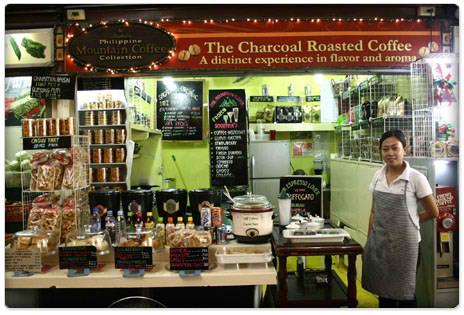 Philippine Mountaiin Coffee outlet iin Tiendesitas