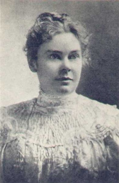 """""""Lizzie"""" - This photo was first taken and published circa 1889 and is therefore in the public domain."""