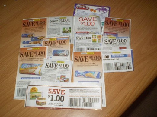 Start Clipping Coupons