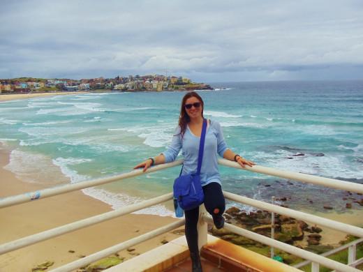 Beautiful Bondi Beach, Sydney Australia