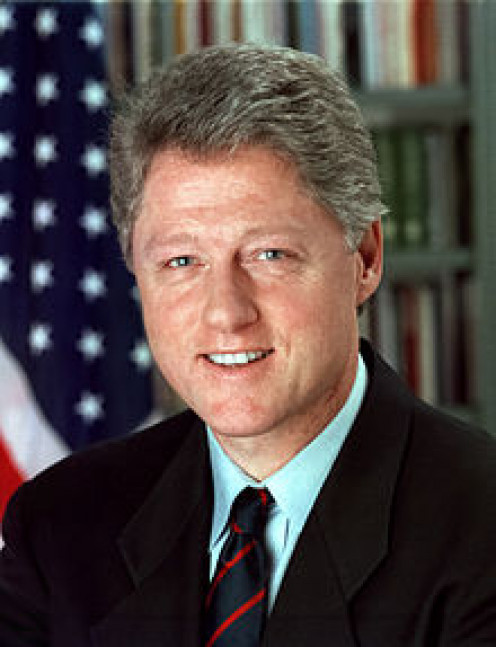 President Bill Clinton