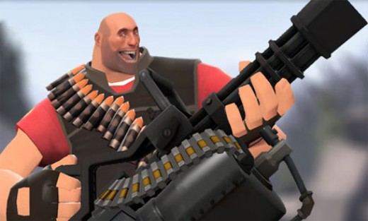 """Heavy Weapons Guy"""
