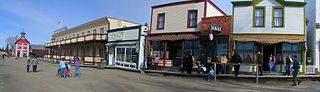 Calgary Heritage Park -Mainstreet