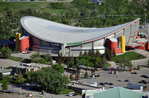 Calgary Scotiabank Saddledome