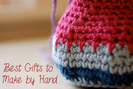 Gifts to Make by Hand