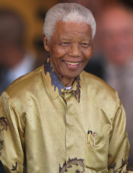 Nelson Mandela was almost always photographed with a smile on his face, although his personal life was filled with many tragedies and losses.