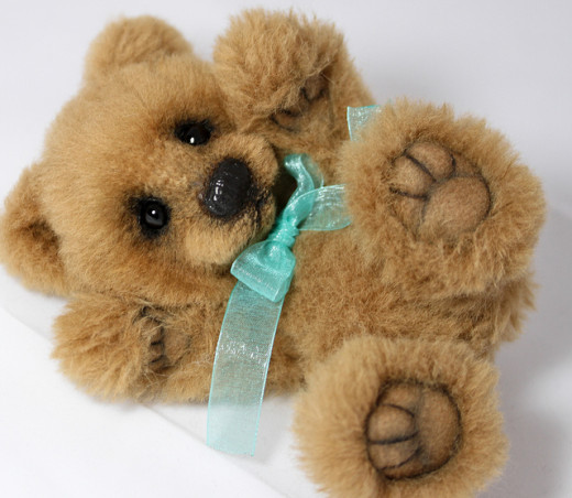 Artisan Teddy Bear