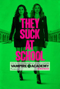 New Review: Vampire Academy (2014)