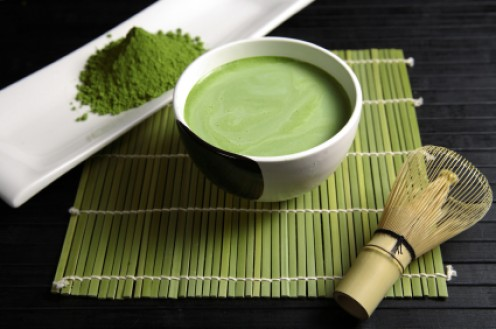 Why You Should Be Drinking Matcha Tea