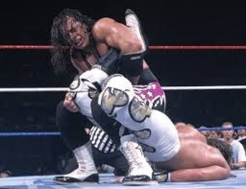 When Bret Hart put an opponent in the Sharpshooter the match was usually over. He called himself The Excellence of Execution and it showed I I excellent ring technique.