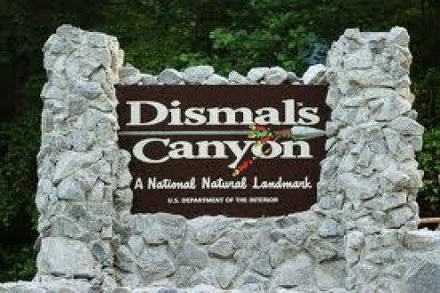 Dismal Canyons is a national natural landmark. Thousands of visitors flock to the park each and every year.
