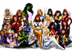 The Women Of Marvel Comics Part Two