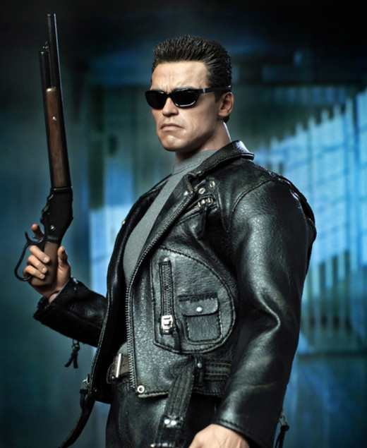 Residents called on a Terminator-type hunter to shoot the birds in return for cash. But the police refused to allow this for safety reasons.